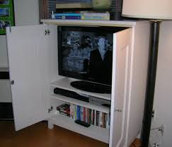 Tv In Kitchen Cabinet Mirror Tv Cabinet Tv Wall Cabinet Exposed Concrete Wall With
