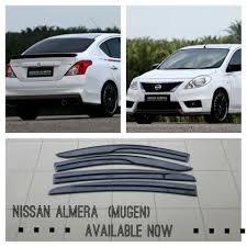 nissan malaysia promotion 2016 almera door visor price harga in malaysia