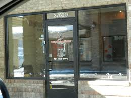 commercial aluminum glass doors commercial window u0026 door westland michigan proview