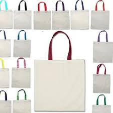 tote bags in bulk promotional tote bag with color handles wholesale colored handle totes