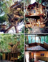 out on a limb travel to 3 top treehouse getaways webecoist