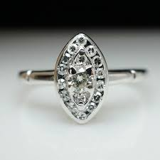 1920s engagement rings 1920s diamond ring vintage diamond engagement ring white gold