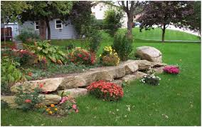 backyards cozy backyard rock garden backyard rock garden designs