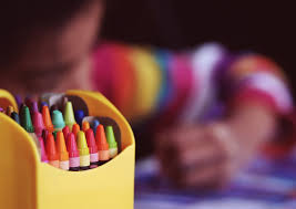 free photo crayons coloring child color free image