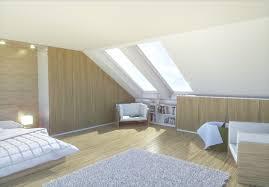 Wandgestaltung Schlafzimmer Bett Schlafzimmer Mit Dachschräge Ungesellig Auf Moderne Deko Ideen