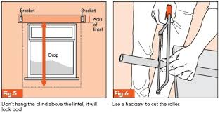 How To Cut Down Venetian Blinds How To Fit Blinds Wilkolife