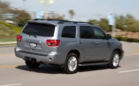 toyota sequoia reliability 2011 toyota sequoia reviews and rating motor trend