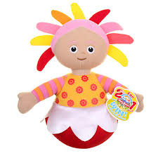 night garden upsy daisy wobble toy entertainer