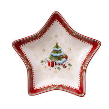 Villeroy And Boch Christmas Ornaments 2015 by Small Star Bowl Christmas Tree Winter Bakery Delight Villeroy