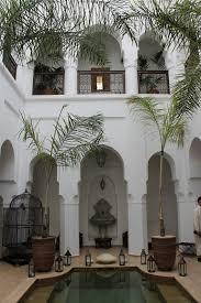 marrakech riad with courtyard outdoor living outdoor living