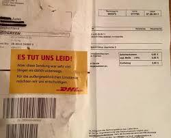Wann Kommt Dhl Paket by Dhl Liefert Paket Nach Viereinhalb Jahren Aus Stern De