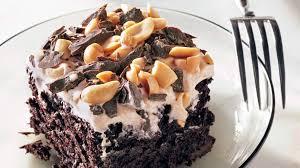 chocolate u2013peanut butter fun cake recipe bon appetit