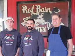 Red Barn Restaurant Nj Red Barn Milk Takes Combine And Conquer Path American Farm