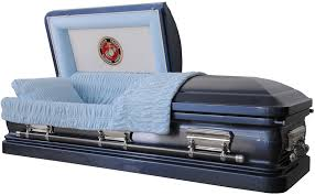 caskets prices best price caskets 3514 marine corps casket 18ga
