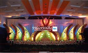 Engagement Decoration Ideas by Flower Engagement Decoration Shobha U0027s Entertainments
