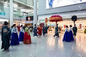 february 21 2016 south korea incheon international airport