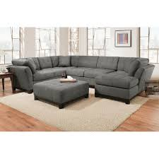 Light Gray Sectional Sofa by Living Room Furniture Luxury Grey Leather Sectional For Elegant