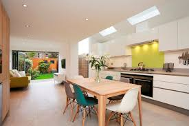 modern kitchen in old house the south hampstead aparment contemporary kitchen london