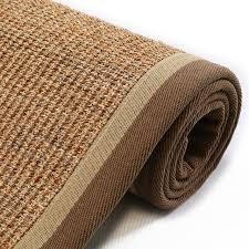 Modern Large Rugs 200x290cm Big Carpet Rugs Backing Sisal Carpet Living Room