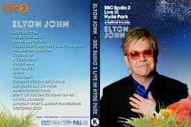 elton live in hyde park 2016 dvd rock dvds