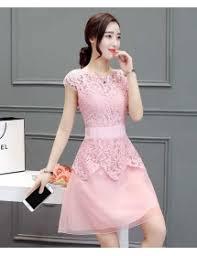 dress pesta dress pesta brukat d3558 moro fashion