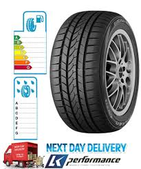 1 x 225 55 r17 falken euroall season as200 101v single tyre high