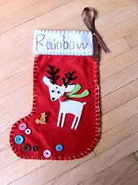 aura treasury diy personalized christmas stockings for my sweeties