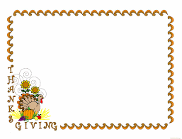 thanksgiving border images vintage fall border papers thanksgiving