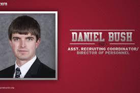 Recruiting Assistant Daniel Bush Hired As Arkansas U0027 Assistant Recruiting Coordinator