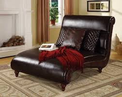 Reclining Chaise Lounge Chair Purple Chaise Lounge Tufted Chair Leather Wide Recliner Living
