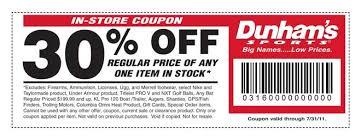 dunhamssports com black friday dunhams sports in store coupon