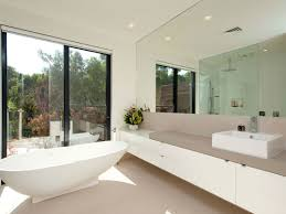 Bathroom Mirrors Framed by Frameless Mirrors For Bathrooms Voteable Info