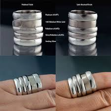 palladium sterling silver nodeform precious metal options
