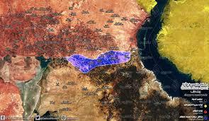 Aleppo Syria Map by Qasion News Agency Qasioun Map Syrian Regime Seize Areas