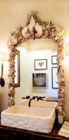 beachy bathroom mirrors vanity decoration