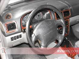customized subaru forester subaru forester 1998 2002 dash kits diy dash trim kit