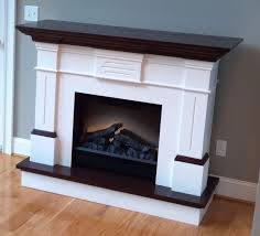 brown wood surround fireplace mantel techethe com