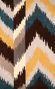 Gold Rugs Contemporary 141 Best Ikat Images On Pinterest Rugs Usa Carpet Design And