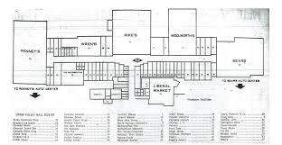 pizza shop floor plan photos looking back at upper valley mall in springfield