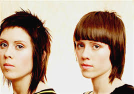 Tegan And Sara Set List by Music Preview Tegan And Sara Are Twins On Different Tracks