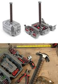 unilad tech this thor hammer toolbox is cool af facebook