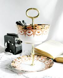 essential vintage tea time accessories sugar and slop bowls
