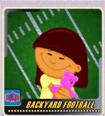 Backyard Sports Football Backyard Football Kids Who Made The Nfl The Yarde