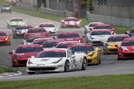 Ferrari 458 Challenge - ferrari challenge grid motorsport blog