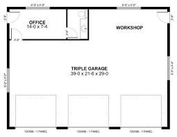garage floor plans free free garage workshop floor plans garage garage barns designs