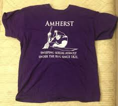 Amherst College by College Censures Td For Offensive T Shirt The Amherst Muck Rake