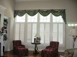 window treatments for large living room windows militariart com