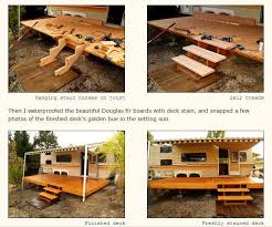 How To Build A Wood Awning Over A Deck Awesome Rv Deck Design Ideas How To Build A Deck