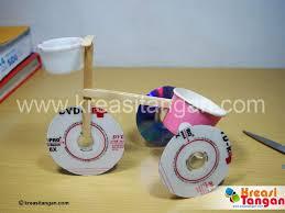 Membuat Mainan Dr Barang Bekas | kerajinan tangan membuat mainan dari barang bekas kerajinan tangan