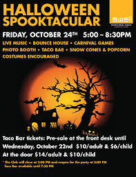 halloween spooktacular cathedral oaks athletic club